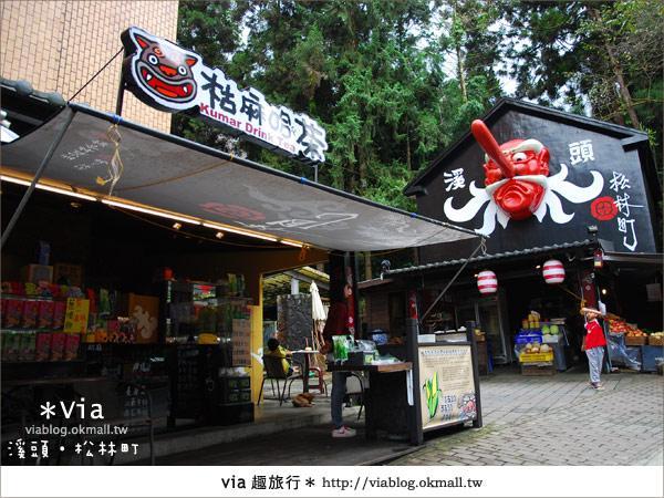 【南投】台灣,妖怪出沒?!來溪頭妖怪村-松林町抓妖吧!6