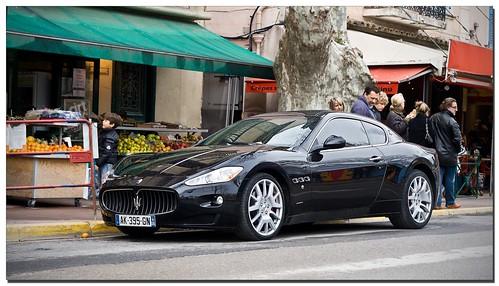 Maserati Gran Turism - Saint Tropez