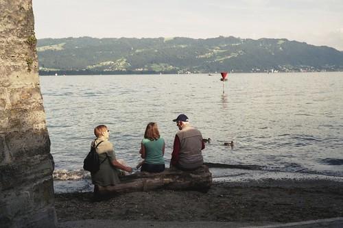 Blick nach Bregenz