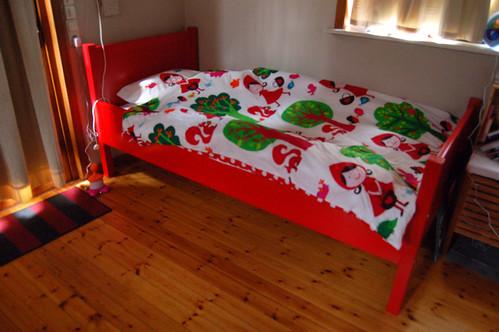 Rrrood bed
