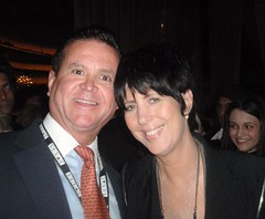 Diane Warren and Marcus Fontain (Unimundo) Tags: marcus diane warren fontain