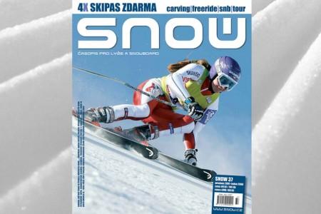SNOW 37 + 4X SKIPAS ZDARMA + DIÁŘ 2008 (+VERZE S DVD WAR)