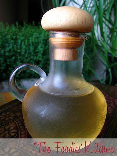 Basil Syrup