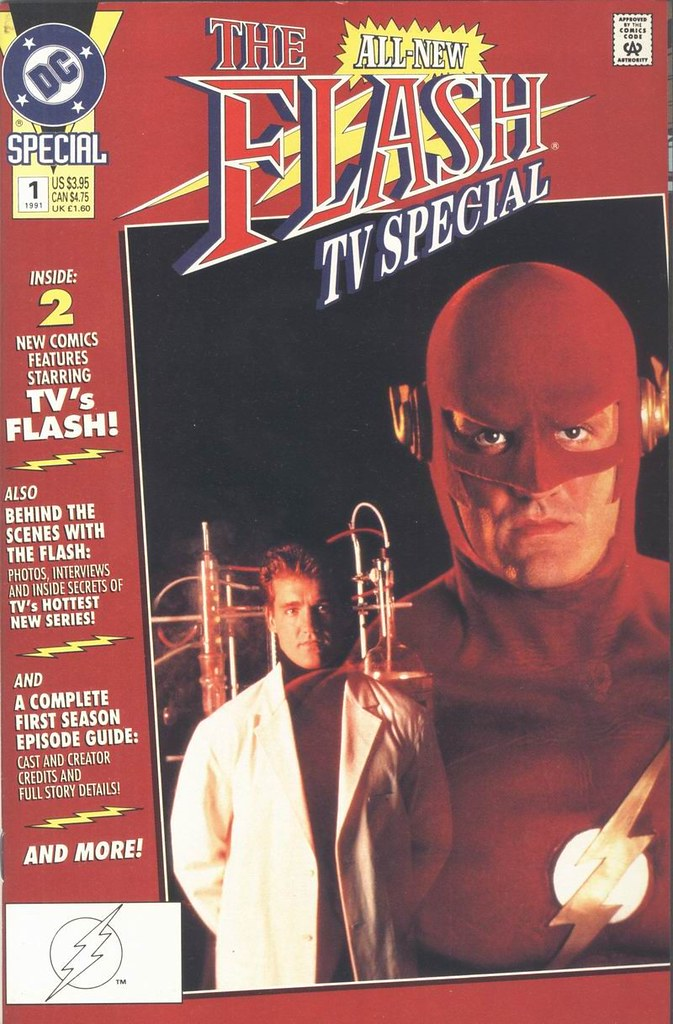 The Flash TV Special #1