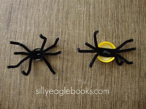 spider underside
