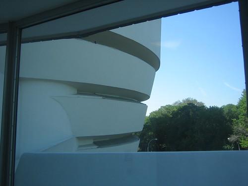 Guggenheim Museum, September 2010 _ 7281