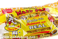 Necco Mary Janes