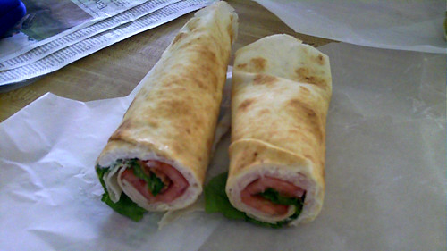 Turkey Club Rollwich