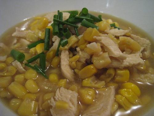 soupe de poulet au mais 04
