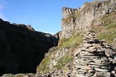 Glymur Cascatas Islândia