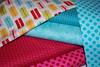 Playing with Color ({Karamat}) Tags: christmas quilt fabric michaelmiller barbarajones rileyblake savvyseasons
