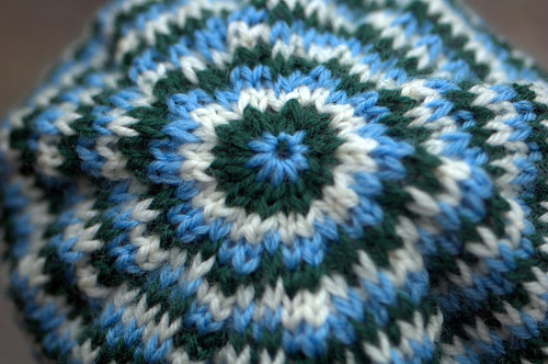 crown slip stitch pattern