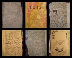 some sketches/doodling from my moleskine journal