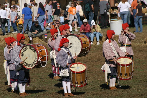 Feast fife, drum e