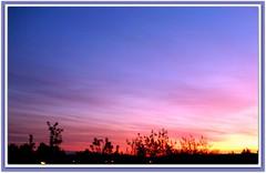 1818.-- De colores (SILVIA O.G.) Tags: chile santiago sunset sky colores cielo nubes puestadesol ocaso silviaog