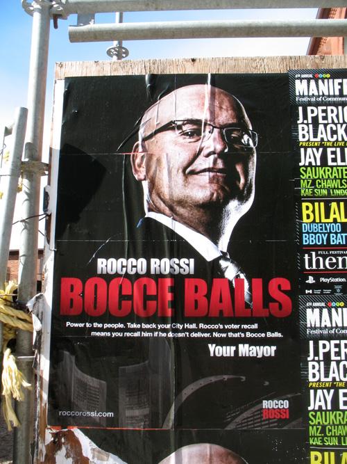 Rocco Rossi: Bocce Balls