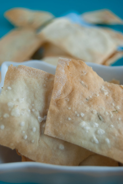 crackers con lievito madre1