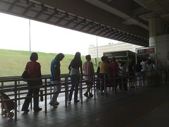 Bus to Johor Bahru