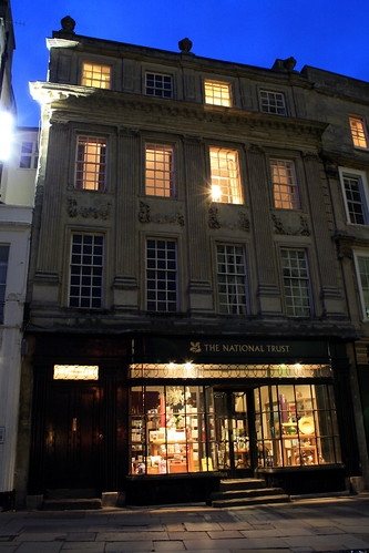 Marshal Wade's House by Ruth, London
