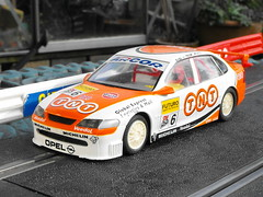 Opel Vectra (Mk.1) (4) (Andy Reeve-Smith) Tags: opel scalextric vectra