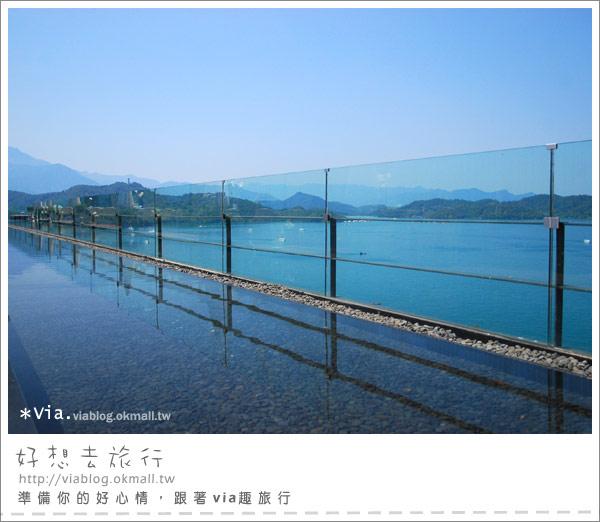 【南投】欣賞日月潭最美角度的餐廳~雲品酒店雲月舫15