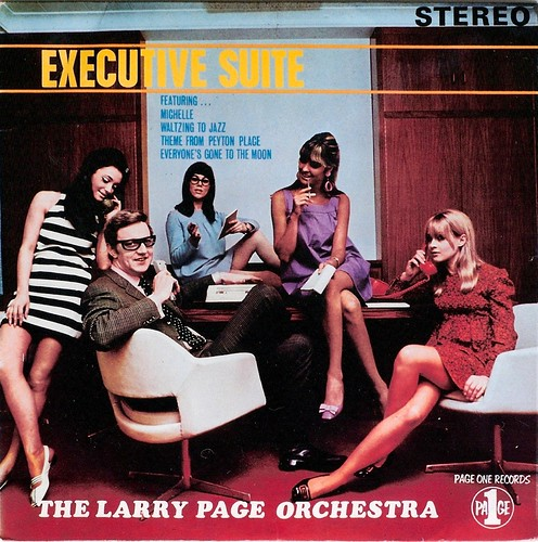 Larry Page Orchestra- Executive Suite