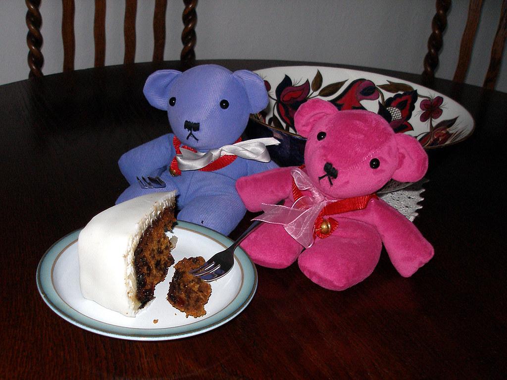"Bears in ""Cake Tax"" Scare"