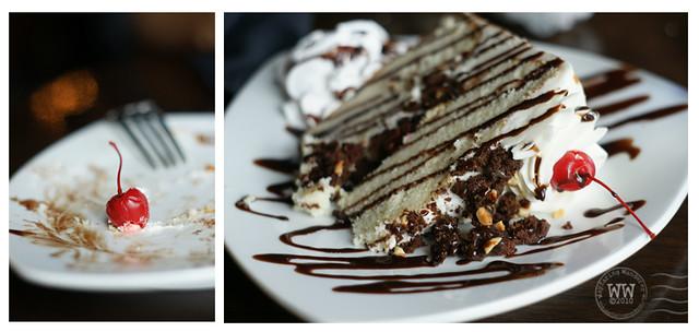 Kaminskys Brownie Sundae Cake