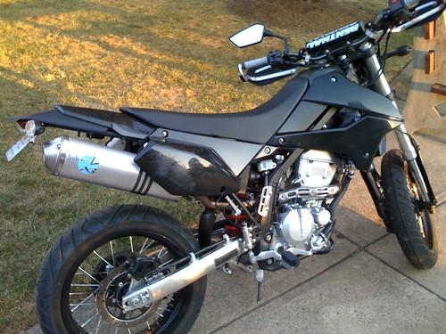 Vrede S 2009 Klx250sf Build Kawasaki Forums