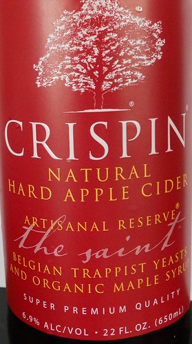 Cider With Belgian Trappist Yeast