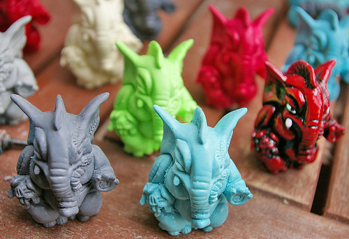 Paul Kaiju Resins
