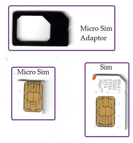 Micro Sim Adapt