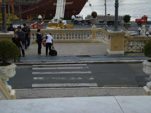 Centro Histórico - Porto de Vitória