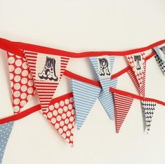 Party Bunting,Garland (Teawagon) Tags: party holidays garland celebrations bunting