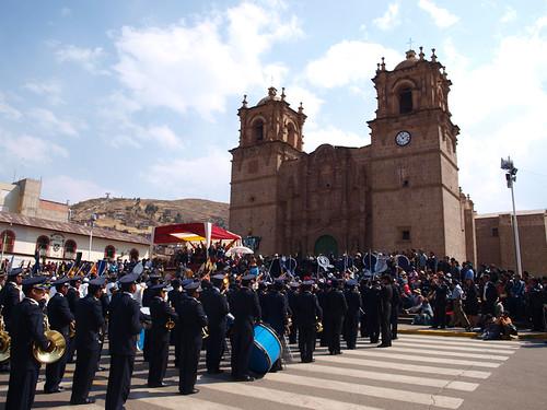 Puno - Plaza de Armas (3)