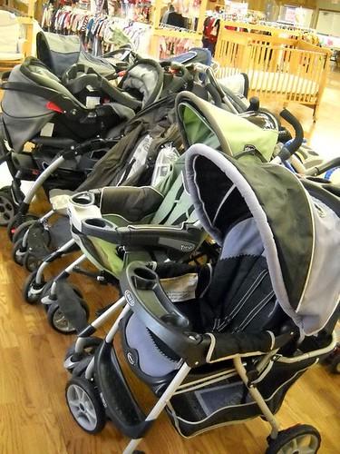 Kid Konsign NW strollers