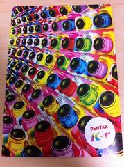 PENTAX K-r Catalog