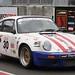 Le Mans series Silverstone 2010.  Juan Pablo ORJUELA / Santiago ORJUELA-COL/COL-PORSCHE 911 RSR 3,0l 1974