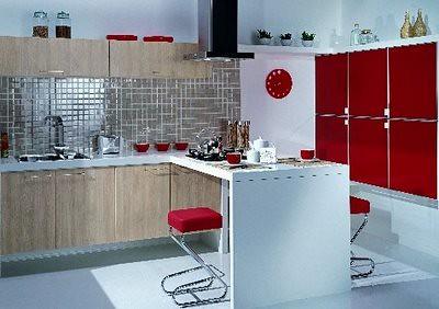 foto de cozinha planejada pequena