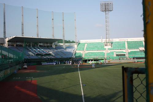 Moodeung Baseball Stadium