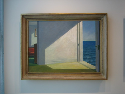 Rooms by the Sea, 1951, Edward Hopper _7742