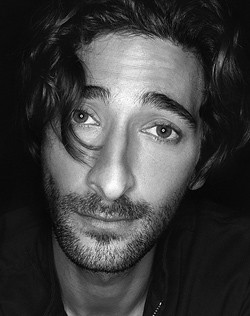 Adrien-Brody face