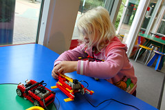Building the big kids stuff