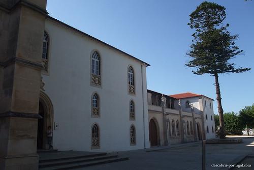 Saída do claustro Dom Afonso V