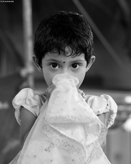 I didn't do it.... (vjsankar) Tags: cute 50mm kid samyukta aruvikkara