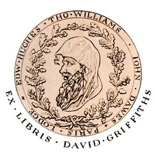 David Brandon Griffiths bookplate