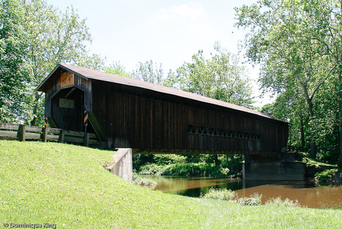 Covered Bridges of Ashtabula County Ohio-14