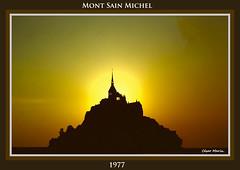 FRANCIA  Mont Sain Michel.   C.M. (Cesalf) Tags: paisajes