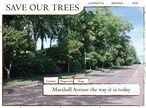 Town & Country Save Our Trees Misinformation