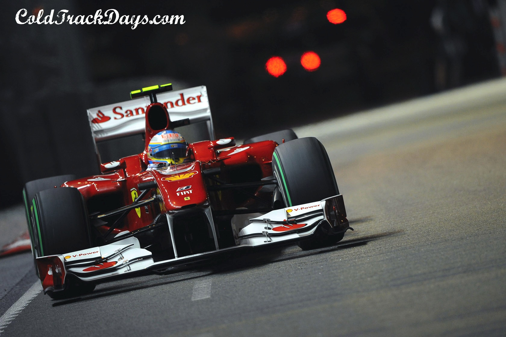 2010 SINGAPORE GRAND PRIX // QUALIFYING RESULTS